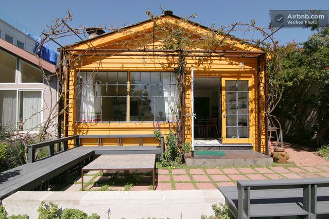 Venice Beach Canal Romantic Cottage Renting A House Vacation Home