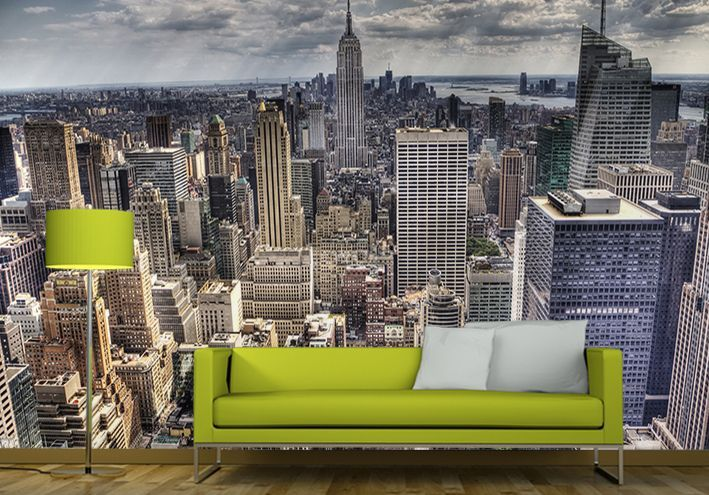New York Wall Murals For Home Walls By Homewallmurals.co.uk. Height 254cm Nice Look