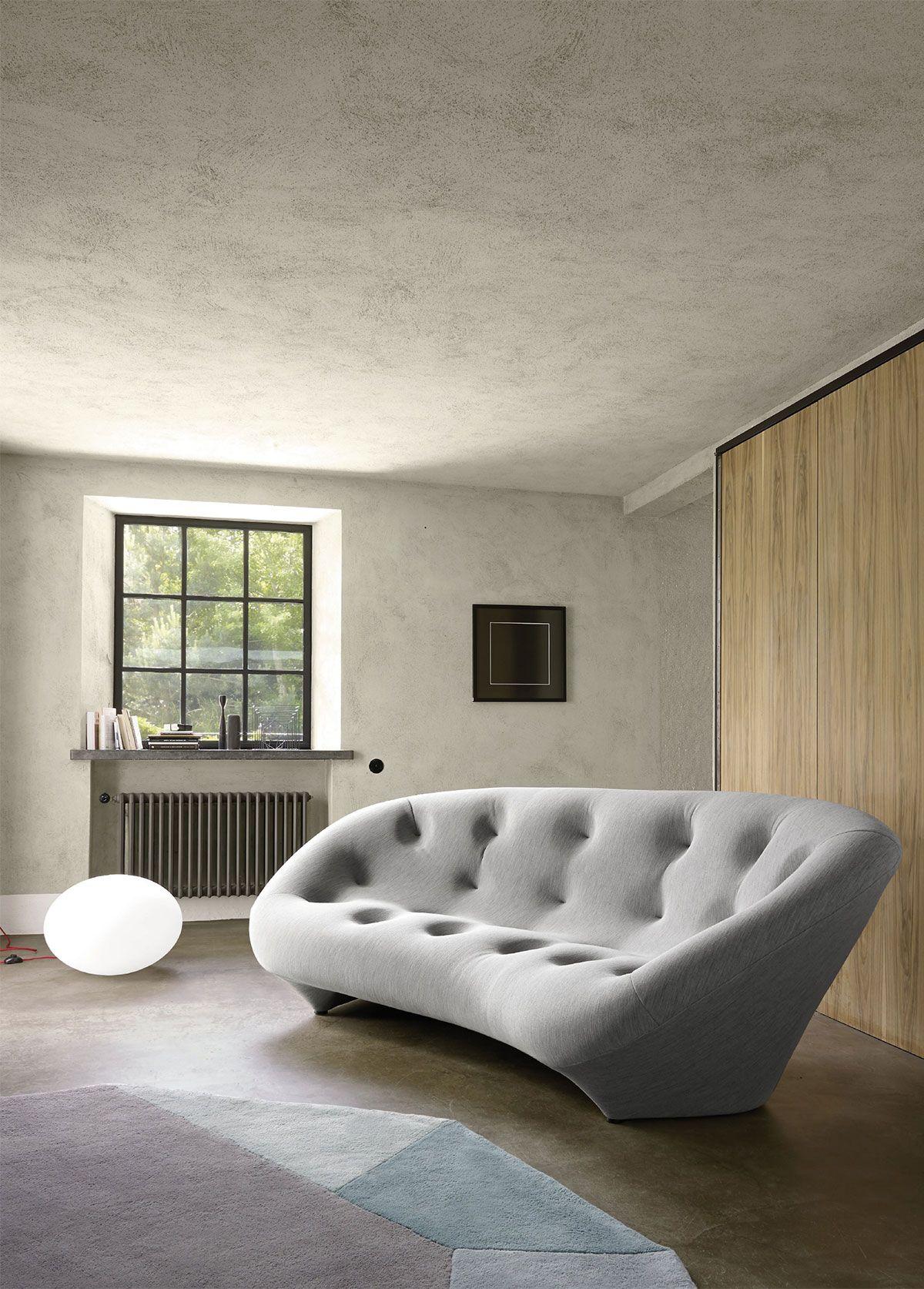Ploum Sofa Set Designed By R E Bouroullec For Ligne Roset