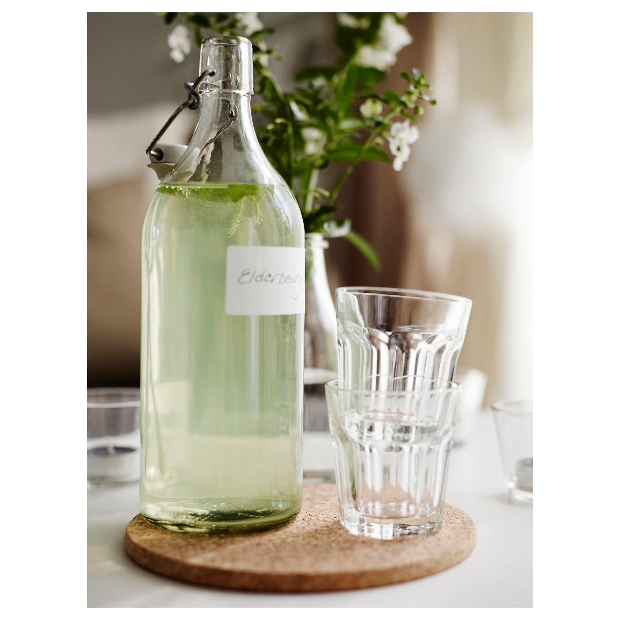 Botellas De Vidrio Transparente Fondo Vintage Buscar Con Google  ~ Botes De Cristal Hermeticos Ikea