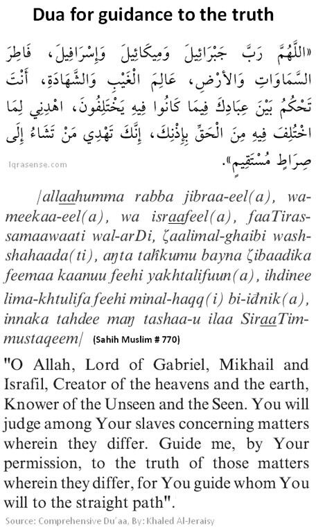 BISMILLAH IR RAHMAN IR RAHIM | For the Sake Of Allah