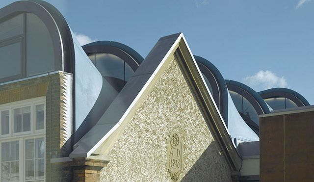 Sarah Wigglesworth Architects - Siobhan Davies Dance Centre