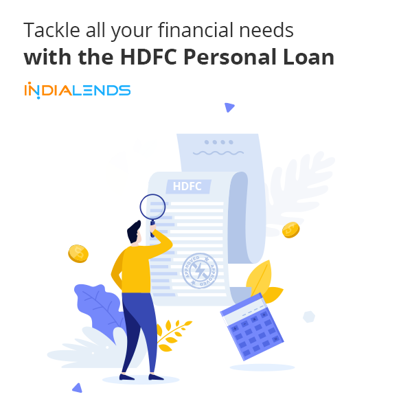 Tackle All Your Financial Needs With The Hdfc Personal Loan In 2020 Personal Loans Financial Institutions Financial