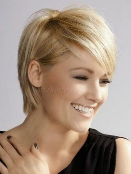 Pin on short brown fine pixie