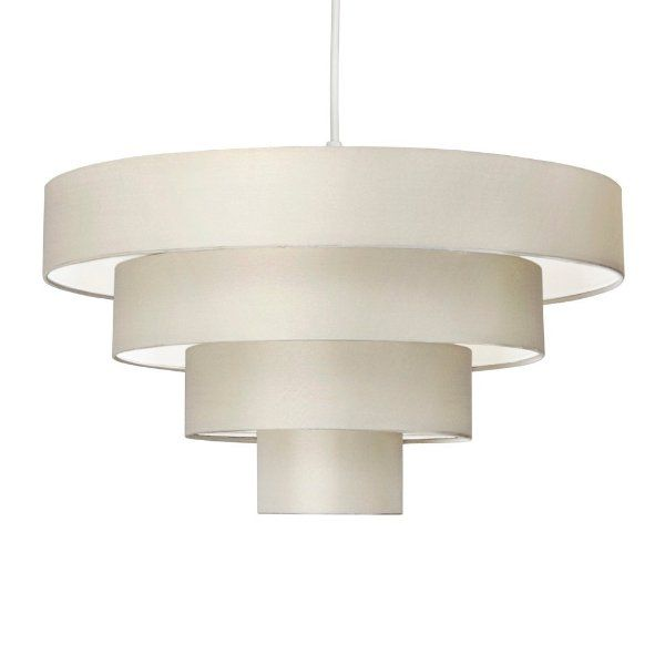Buy nevada four tier ceiling pendant light shade in from our easy fit ceiling lights range at tesco direct