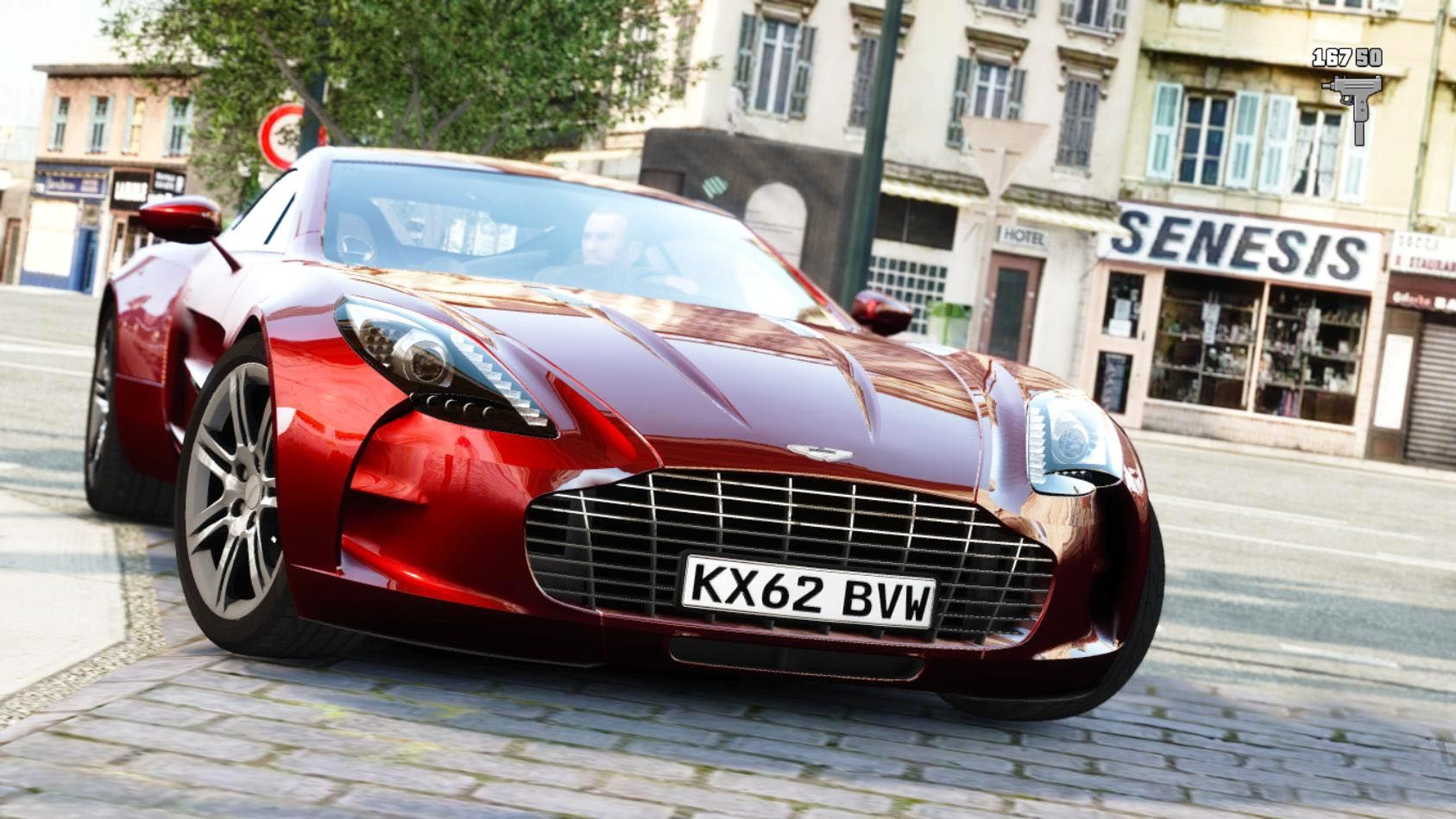 Review Aston Martin One 77 Bilar