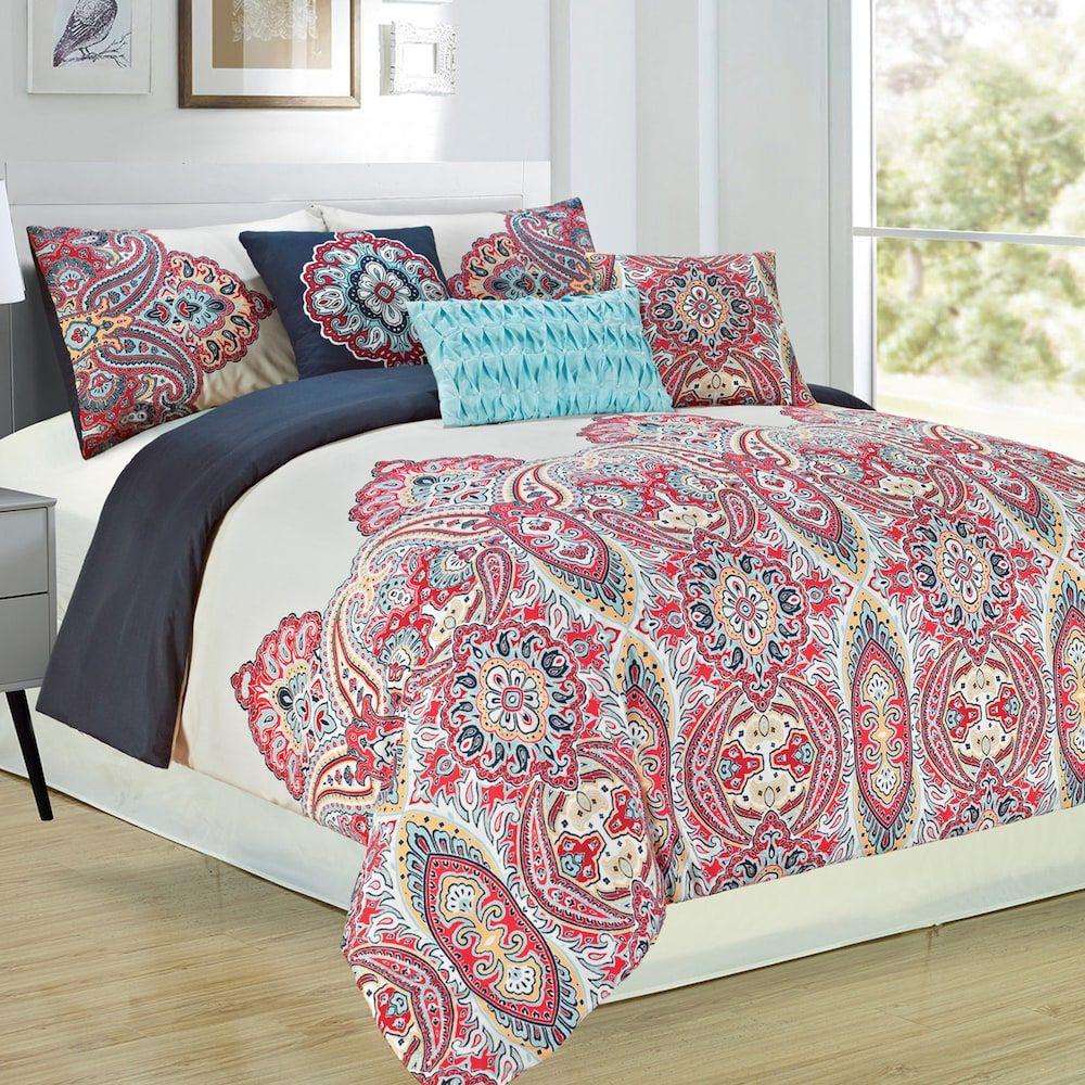 Riverbrook Home Yardsley 5piece Comforter Set Comforter