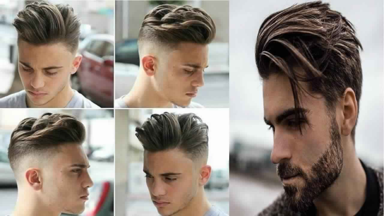 احدث قصات الشعر للرجال لعام 2019 Mens Hairstyles Smart Hairstyles Trendy Mens Hairstyles