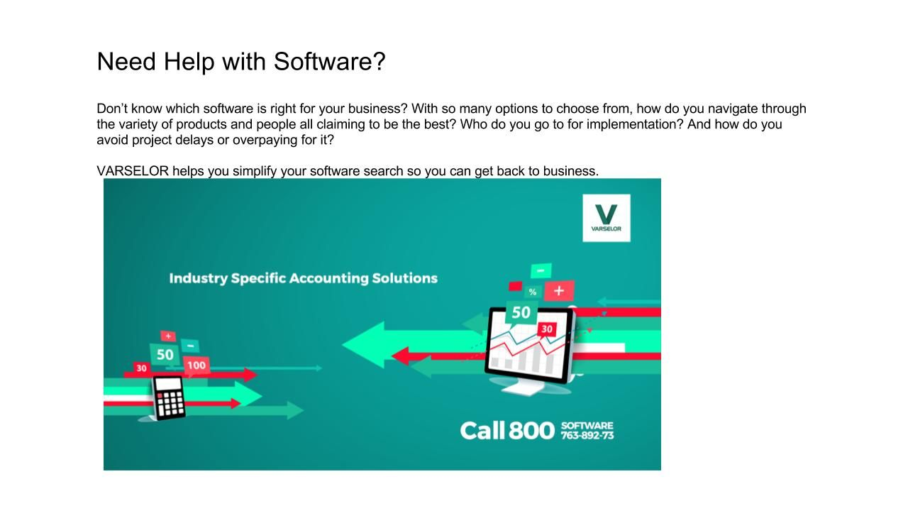 We help you in business solutions with Selection ...