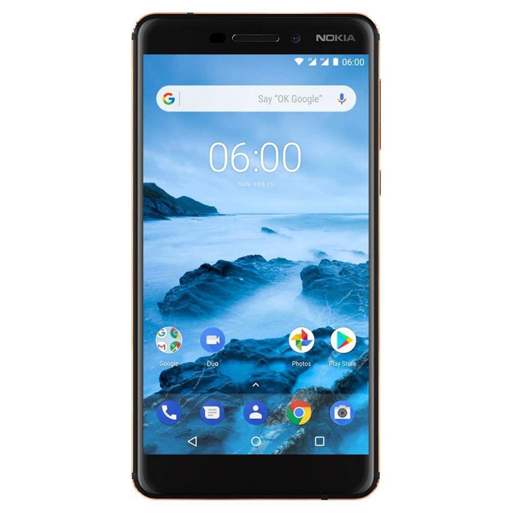 22900 nokia 61 2018 android one oreo 32 gb dual sim 22900 nokia 61 2018 android one oreo 32 gb fandeluxe Images