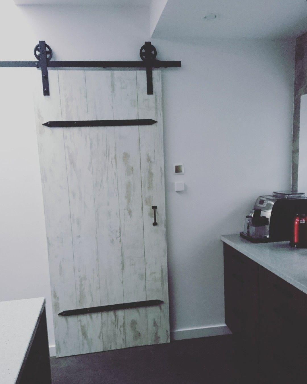 Drzwi Przesuwne Z Kuchni Do Spiżarni System Przesuwny Reno Home