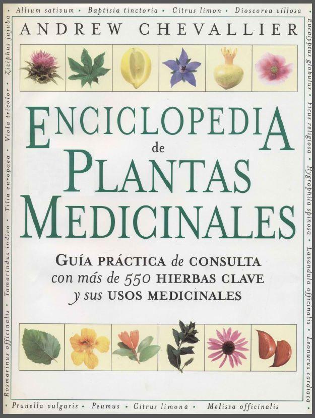 Enciclopedia de Plantas Medicinales [Libro PDF] - Identi