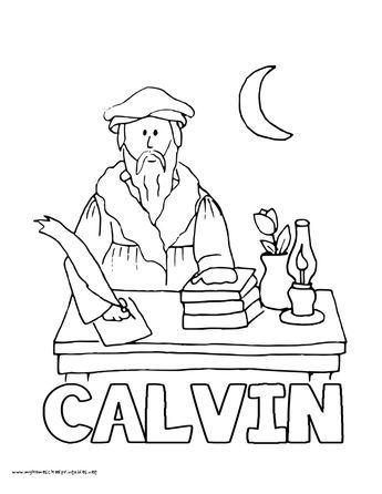 Resultado de imagen para john calvin