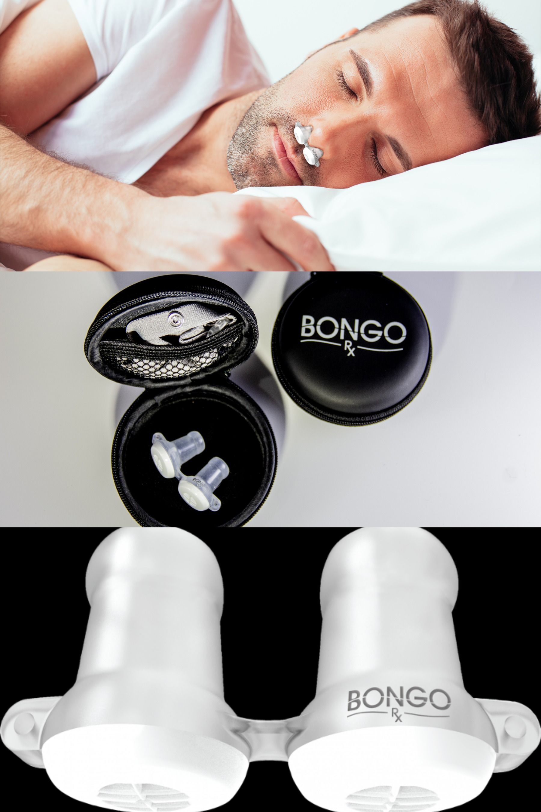 Bongo Rx Sleep Therapy Device in 2020 Sleep therapy