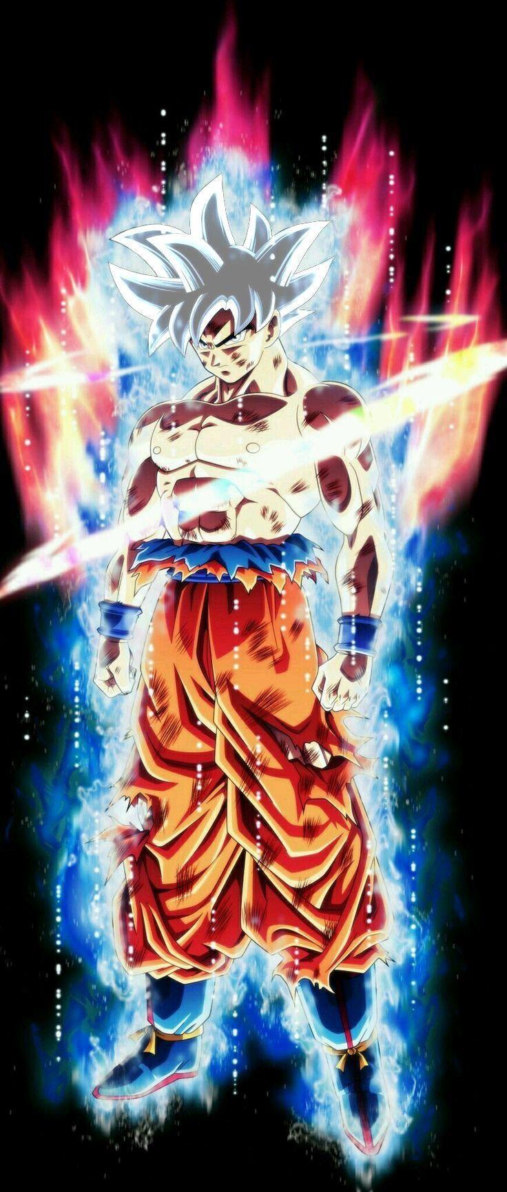 Son Goku Instinto Superior Completo Dragon Ball Gt