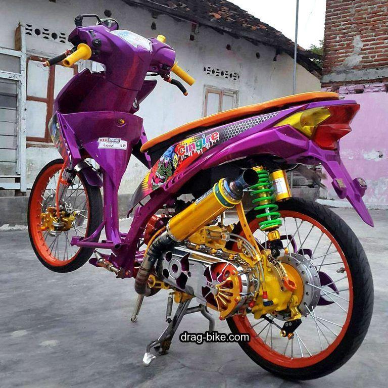 50 Foto Gambar Modifikasi Beat Kontes Street Racing Jari Jari Drag Bike Com Gambar Drag Racing Lowrider