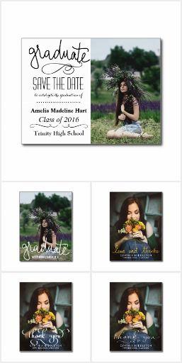 Graduation Postcards