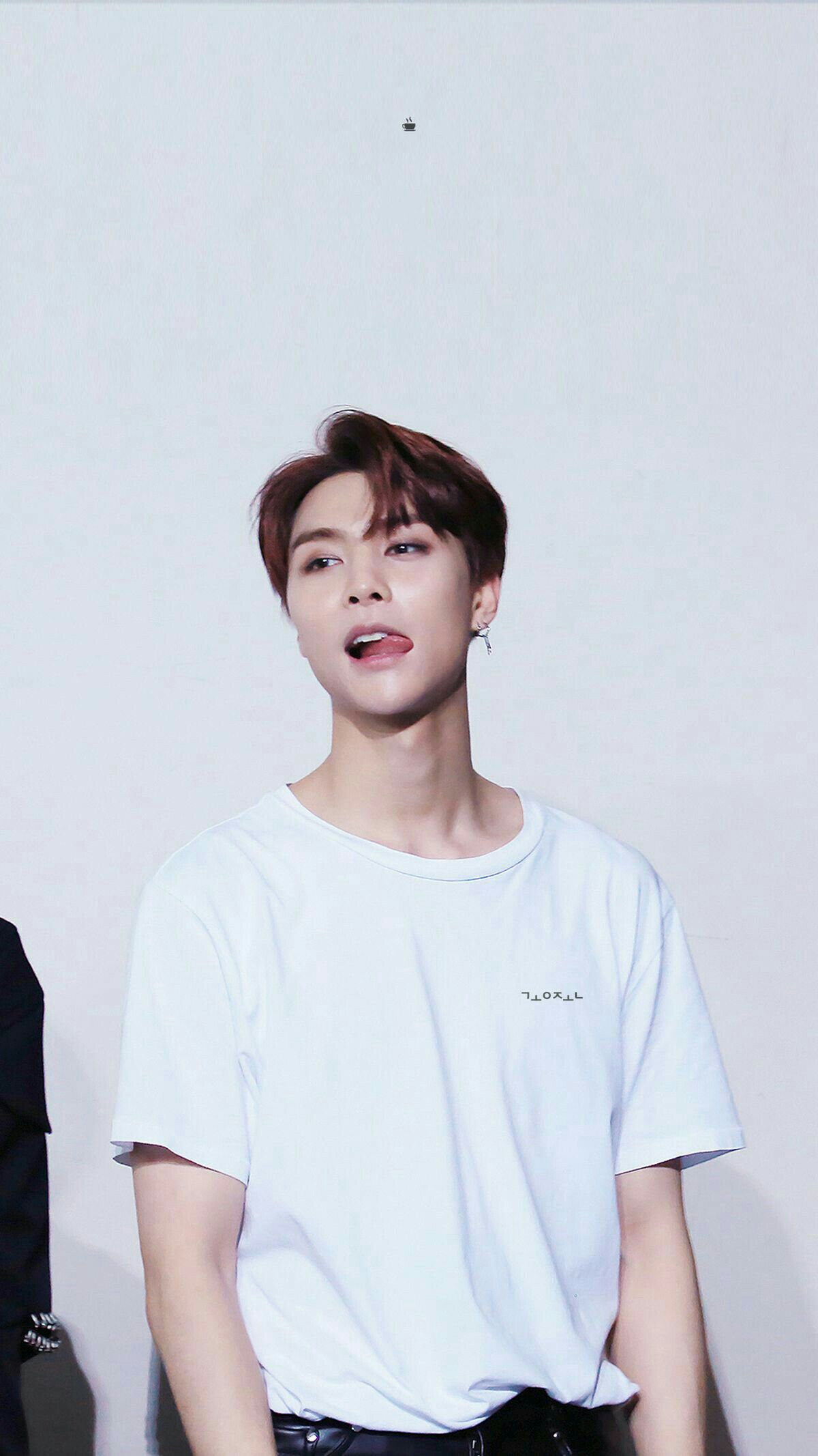 put your tongue back in your mouth johnny that's illEGAL ...