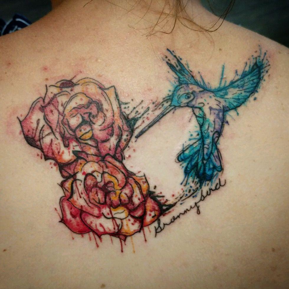 Skyler Espinoza Watercolor Tattoo Tattoos Watercolor Tattoo