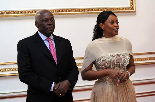 President First Lady of Angola Ana Paula Dos Santos ...