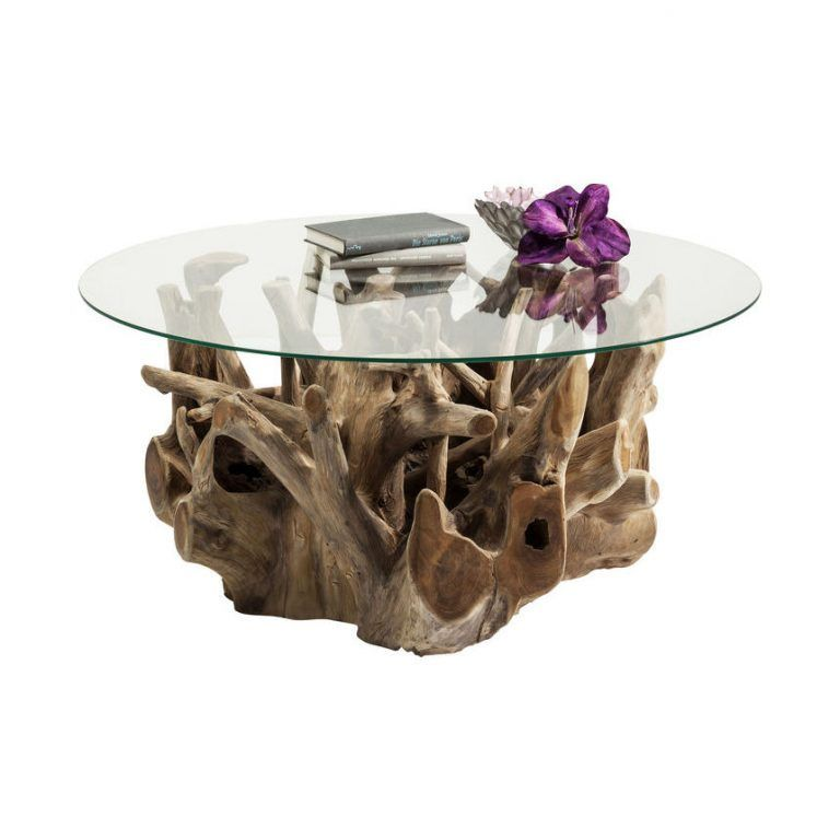 Roots Coffee Table | Coffee table, Teak coffee table, Table