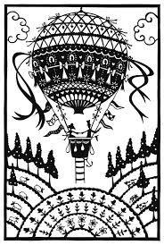 -folk art papercuts -