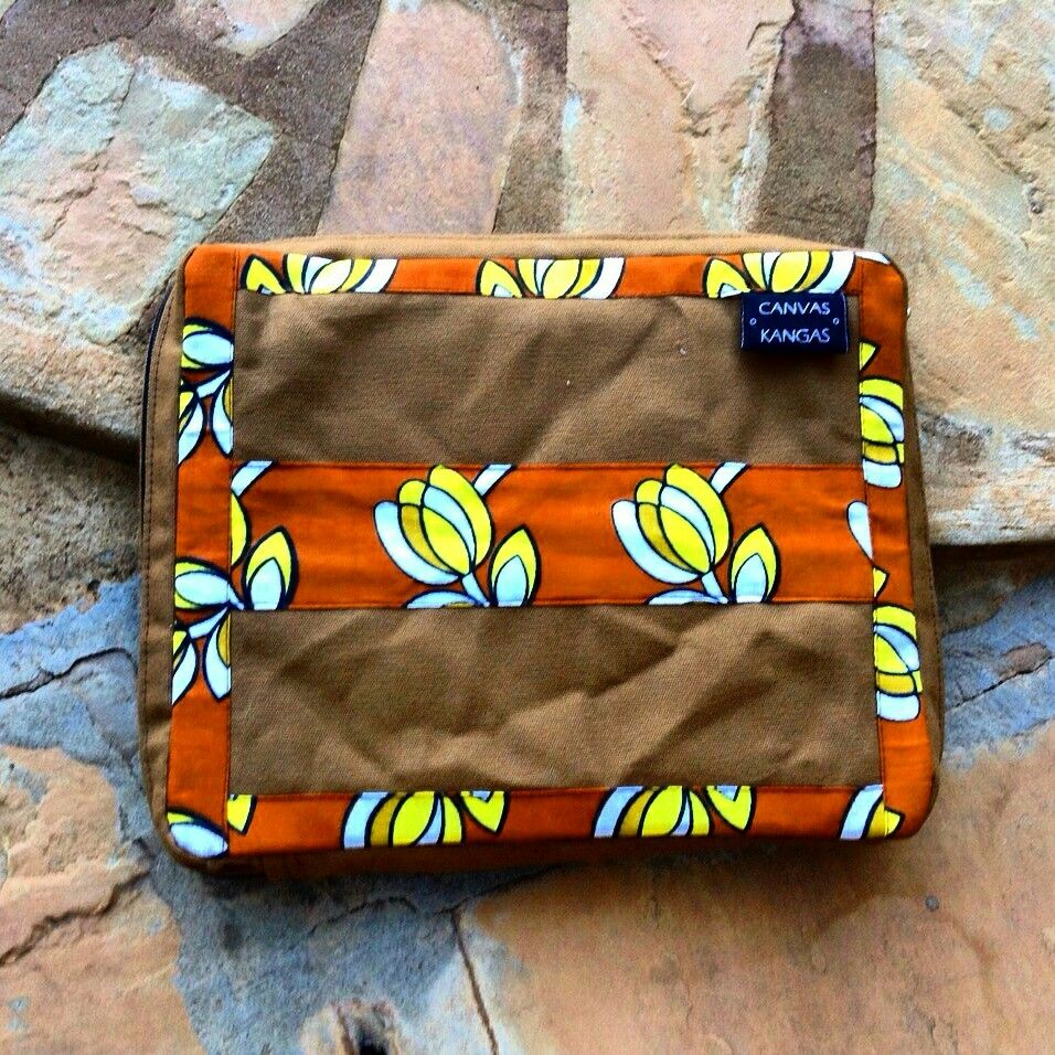 Beautiful brown. CanvasandKangas.com. #handmade #made #madeinkenya #africa #bags #unique #smile #african #quality