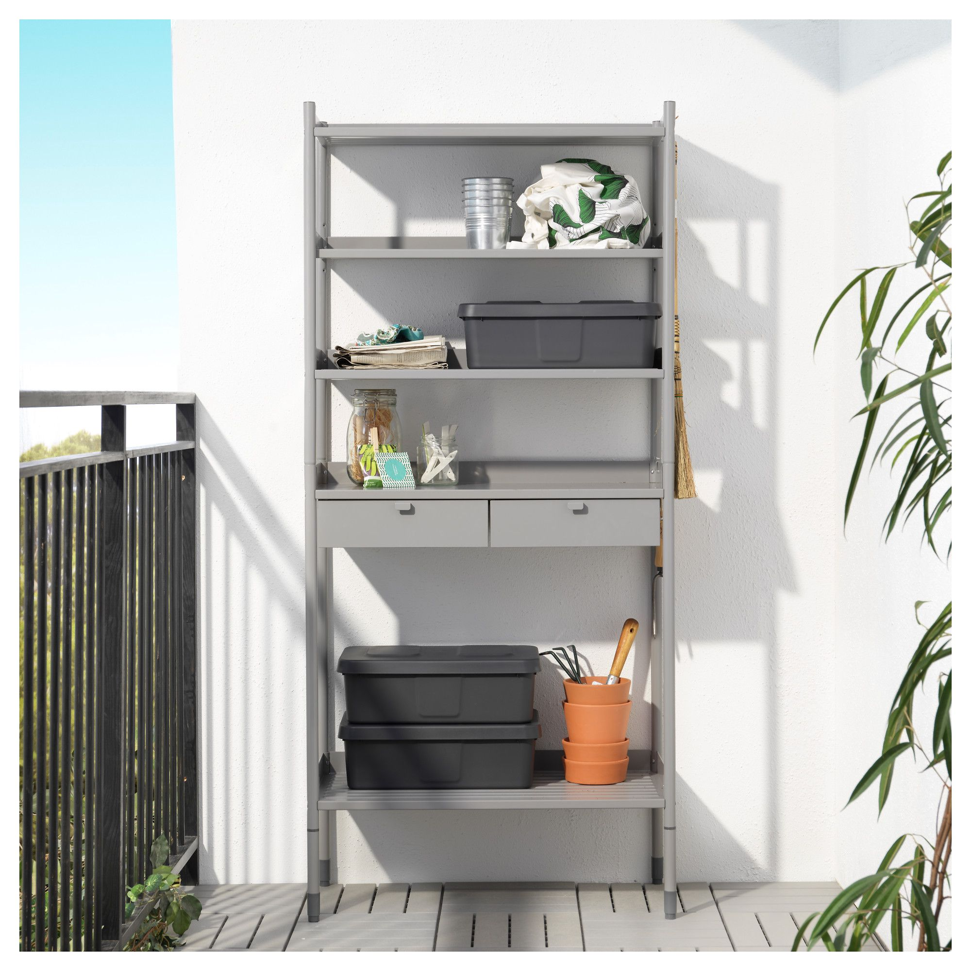 Best Of Ikea 2017 Potting Shed And Garden Storage Gardenista Pull Out Shelves Ikea Shelves Home