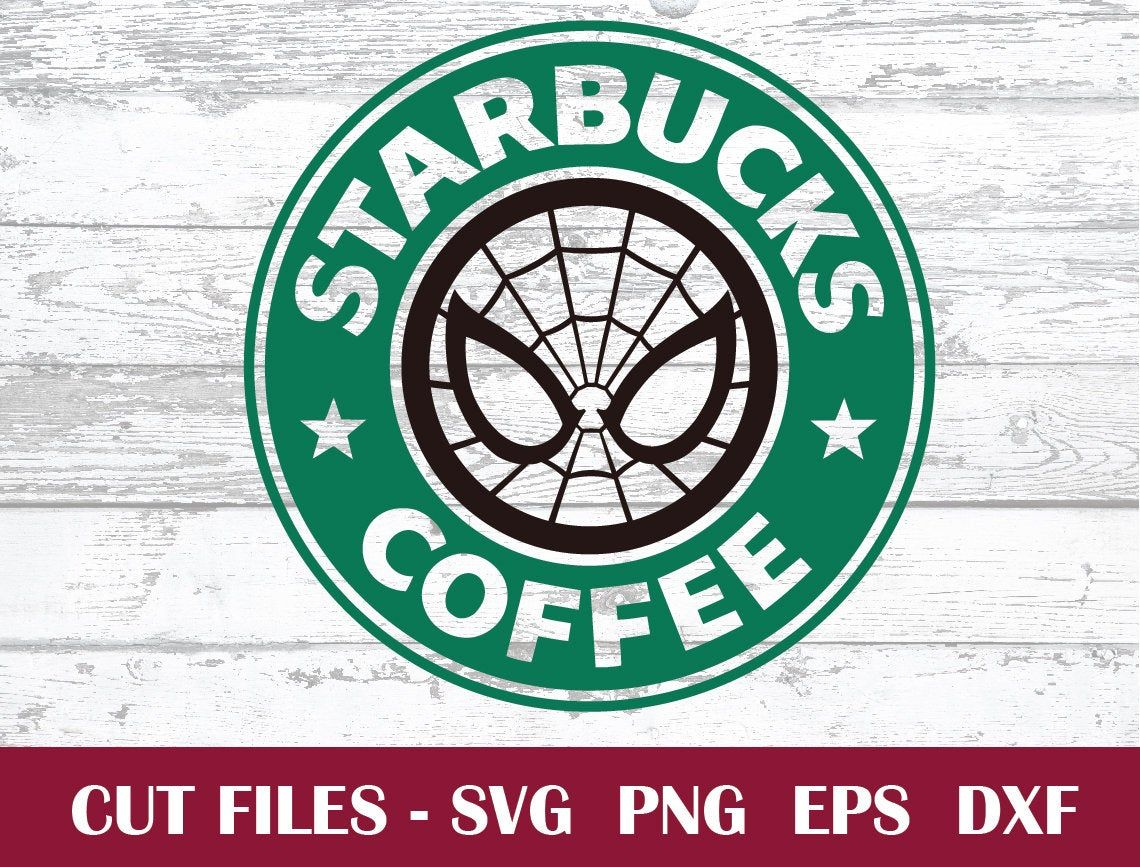 Marvel Starbuck, Character Starbucks Svg, SVG Download