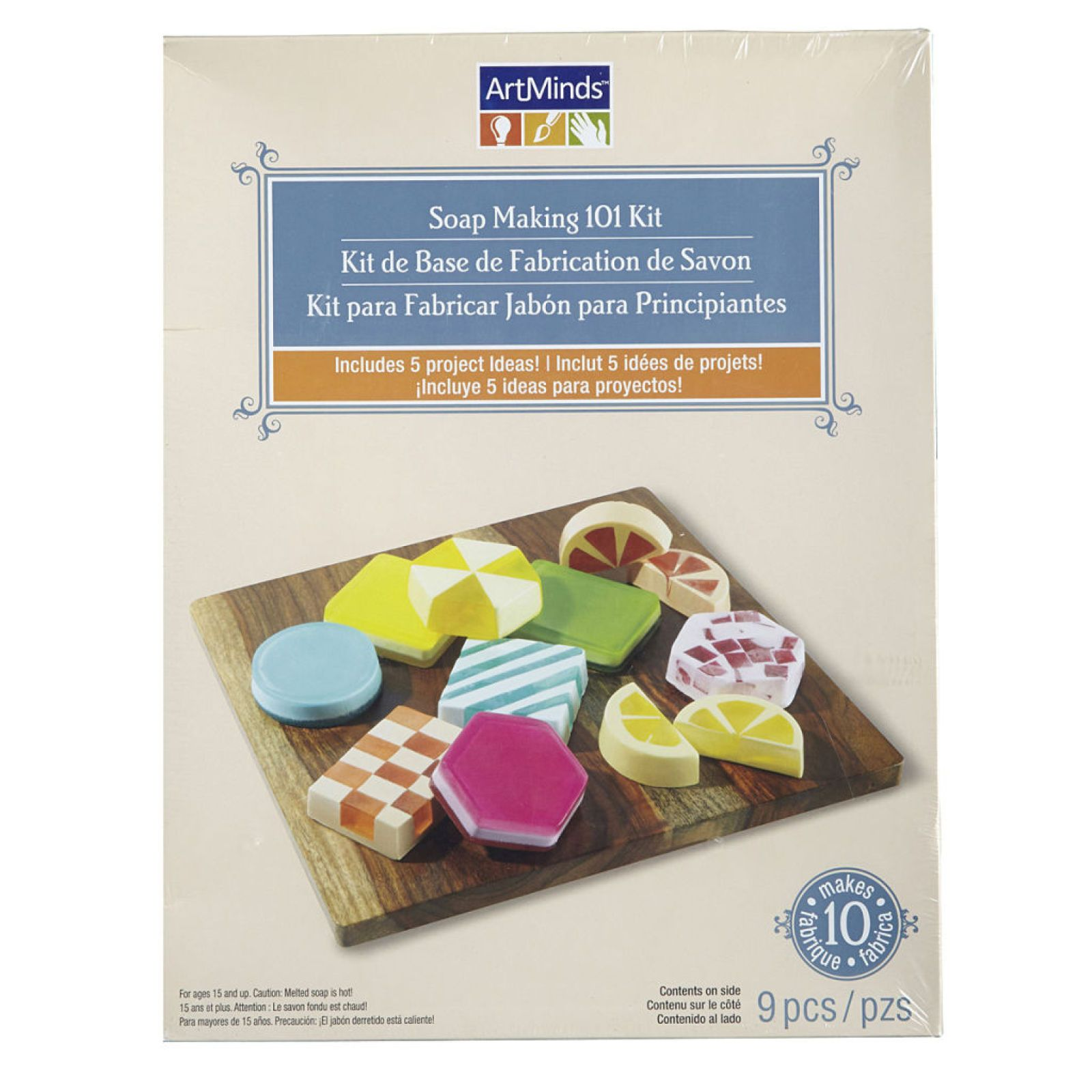 Soap Making 101 Kit By Artminds� | Michaels® | Soap making, Soap, Kit