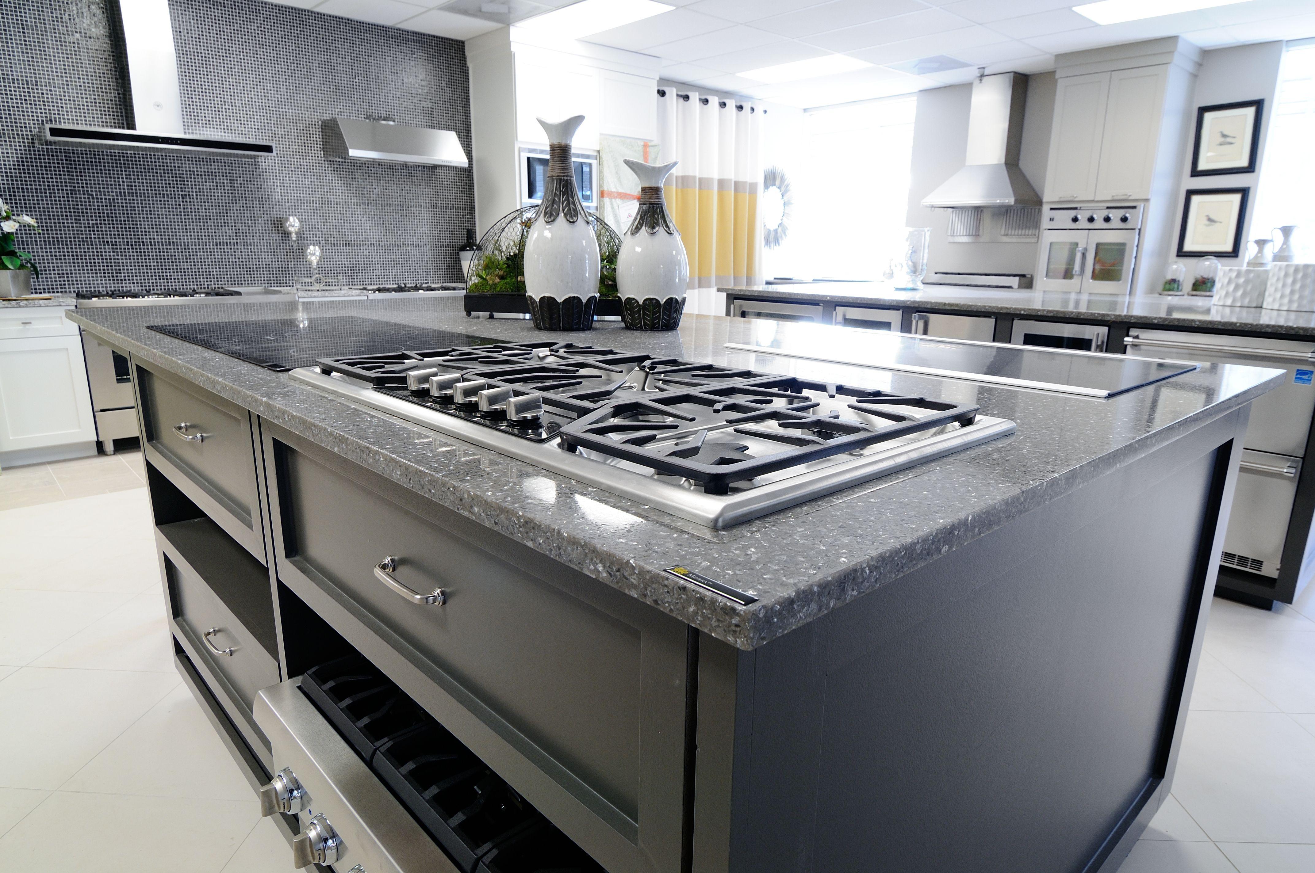 Cambria Minera kitchen countertop by Atlanta Kitchen in Noland ...