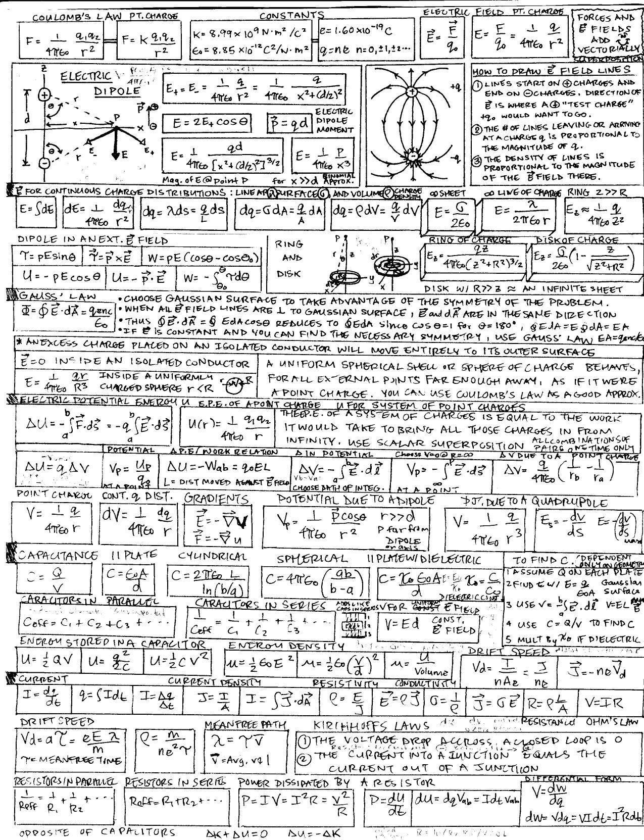 Phys7b 8 Jpg 1275 1663 Physics And Mathematics Math Genius Physics Notes