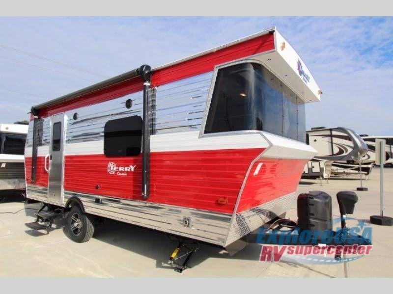 2018 Heartland Terry Classic V22 For Sale Alvin Tx Rvt Com