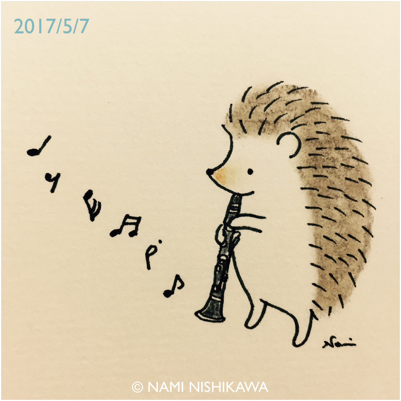 1169 ��� clarinet draw clarinet drawings cute