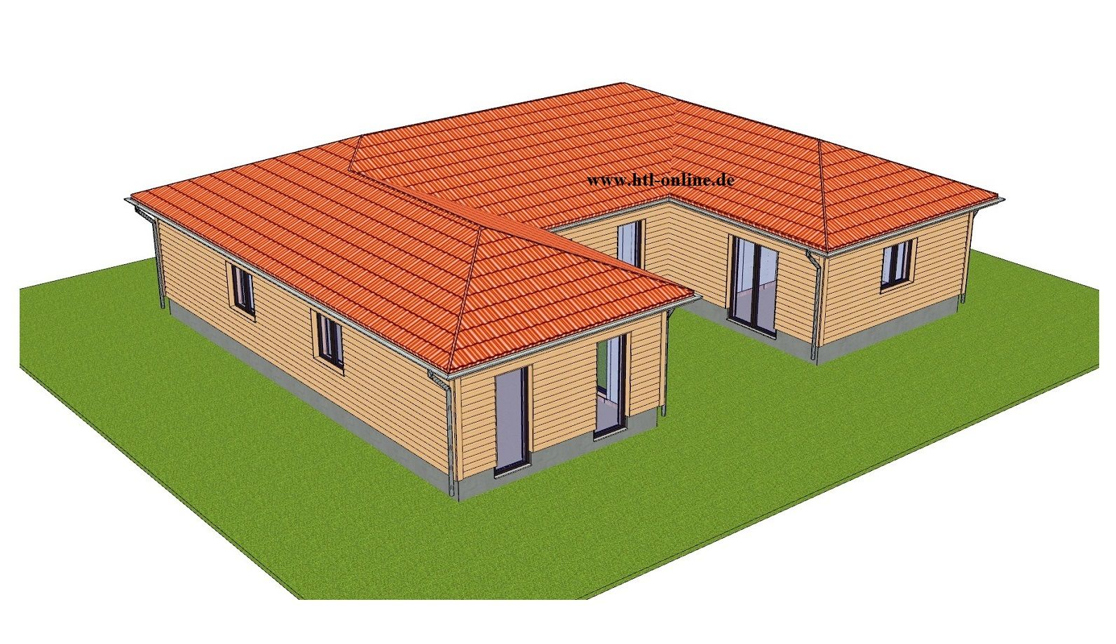 Startseite / Holztechnik Lätzsch – Bungalows und Wohnhäuser