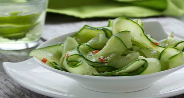 Cucumber Diet 7 Days 7 Kg Less Unbelievable Cucumber Diet Cucumber Recipes Salad Food