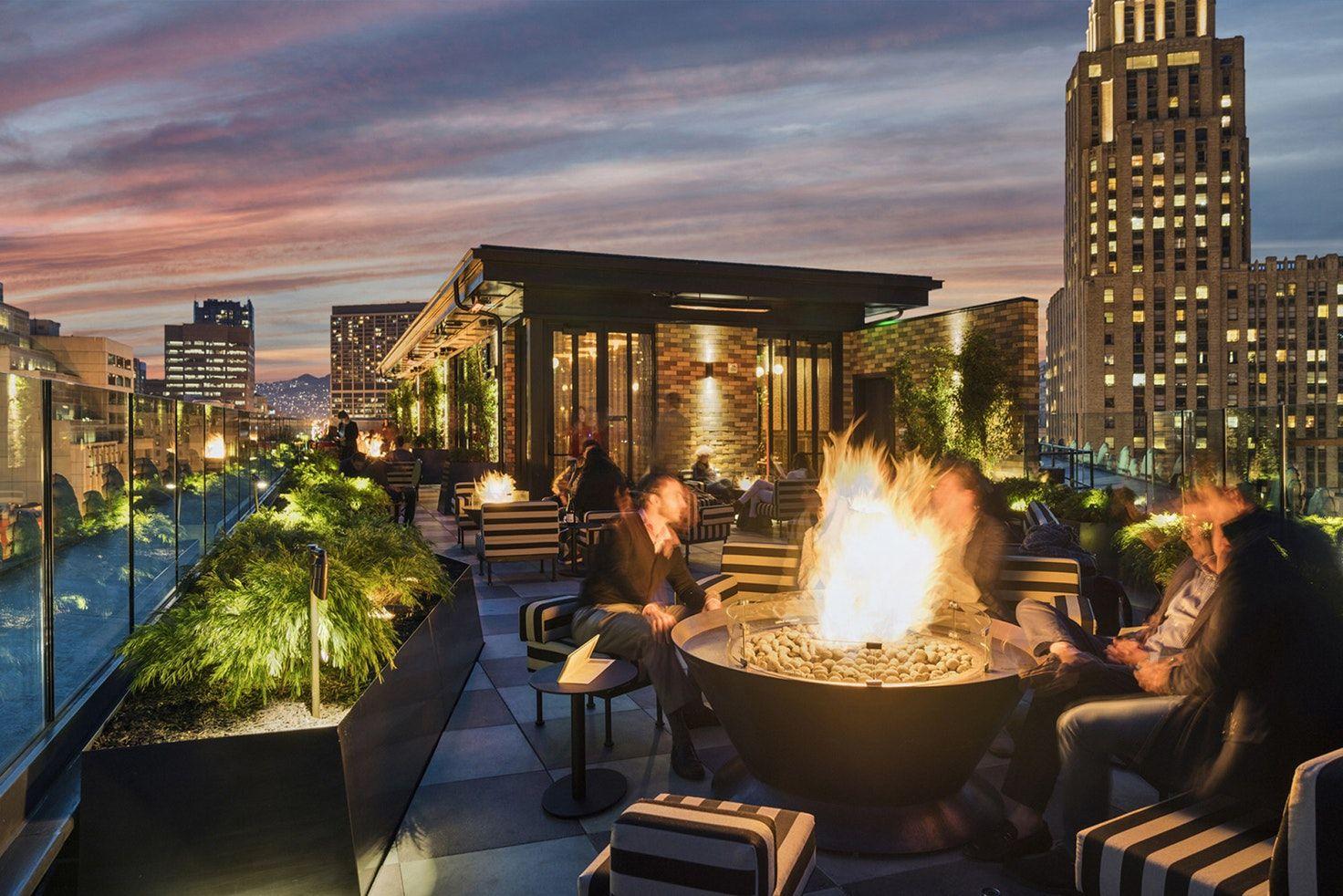San Franciscos Top 7 Rooftop Bars - CrowdTrips Blog