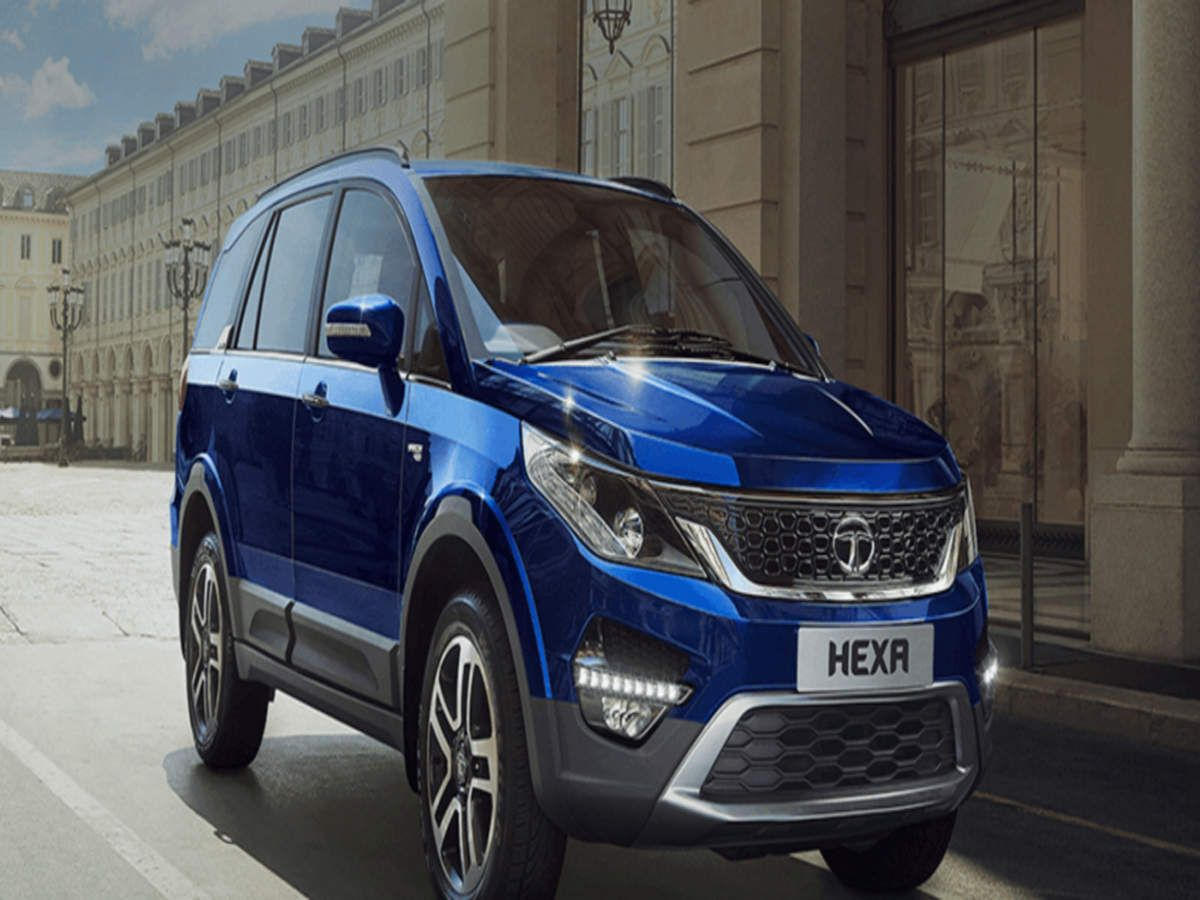 Tata Motors launches new premium variant of SUV Hexa