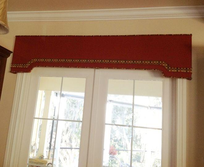 cornice window treatments ideas