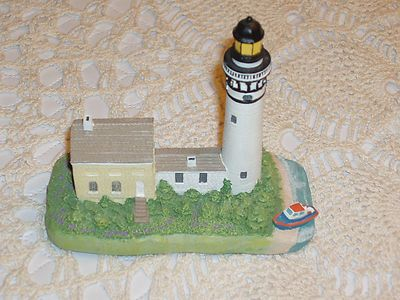 Spoontiques So Manitou Is Light MI Lighthouse | eBay
