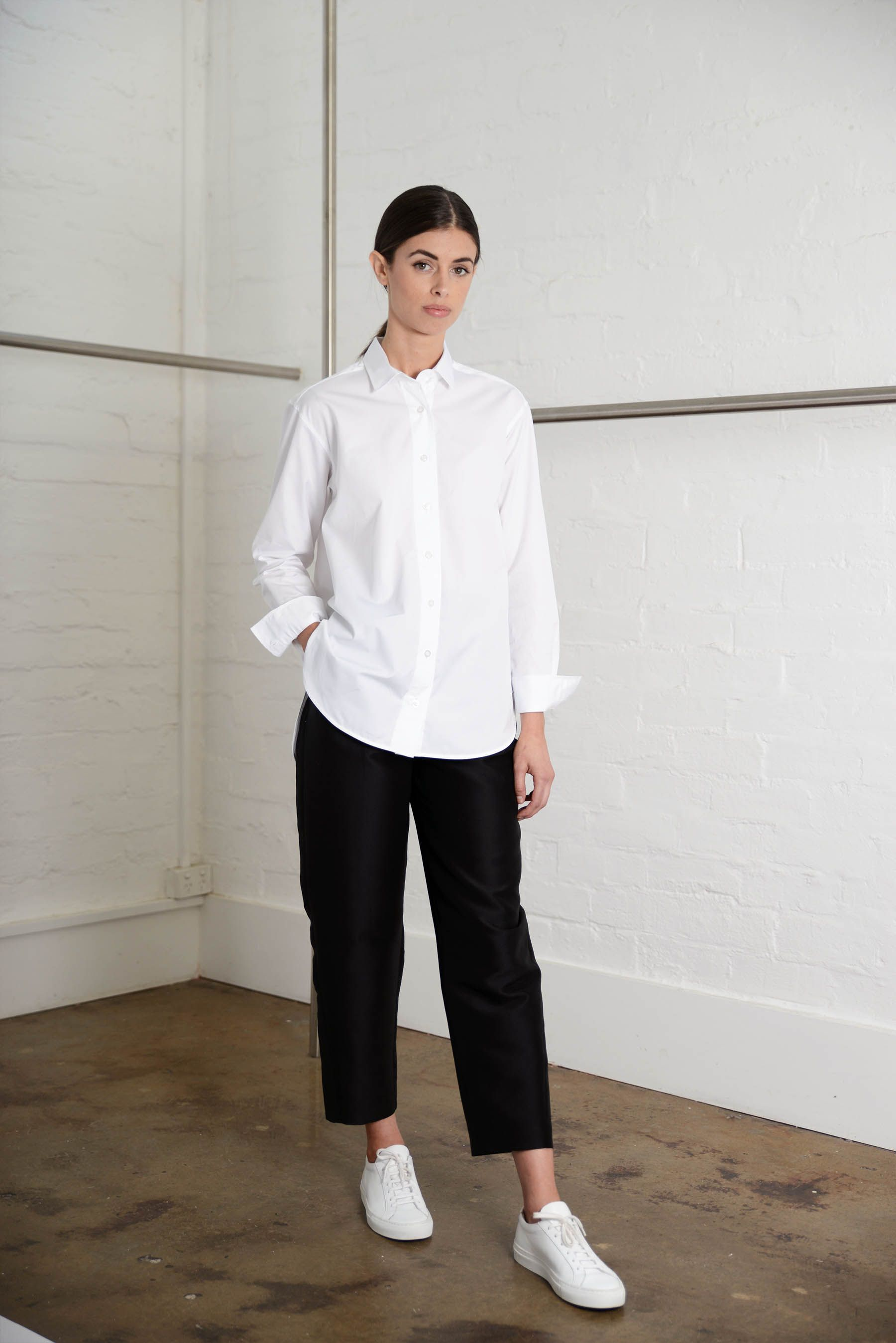 New Designer Toteme Is The Creation From Swedish Fashion Journalist And Blogger Elin Kling And Her Husband Karl Lindman The Collection Is Defined By So Stilar