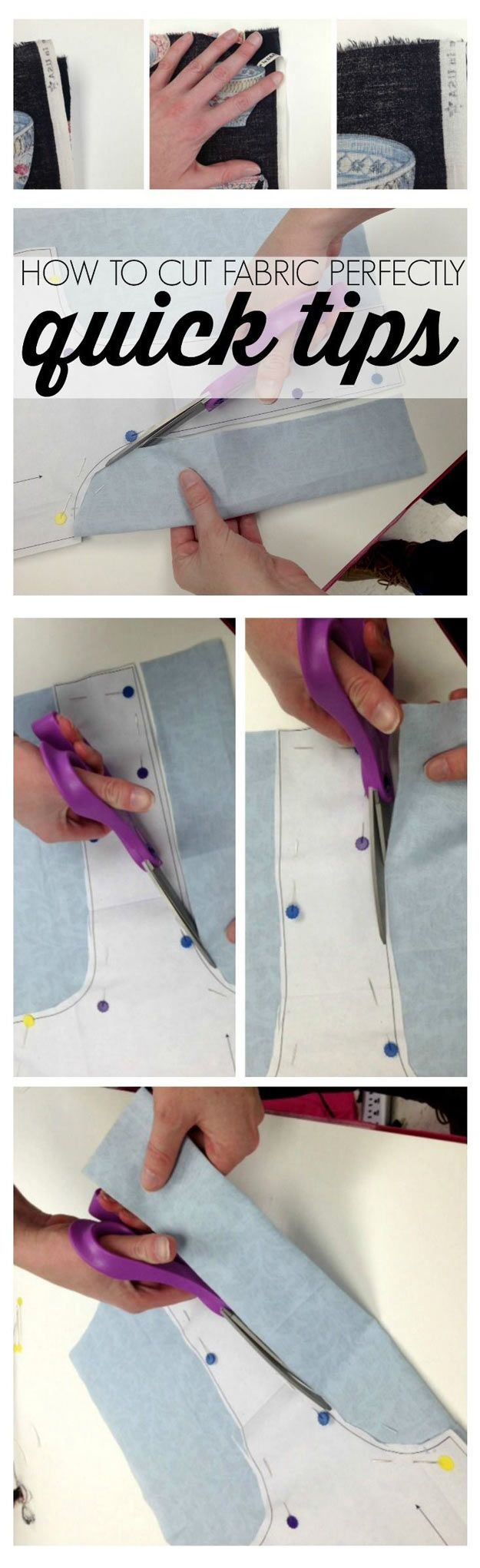MUST READ: 37 Life Changing Sewing Hacks | Syprojekter