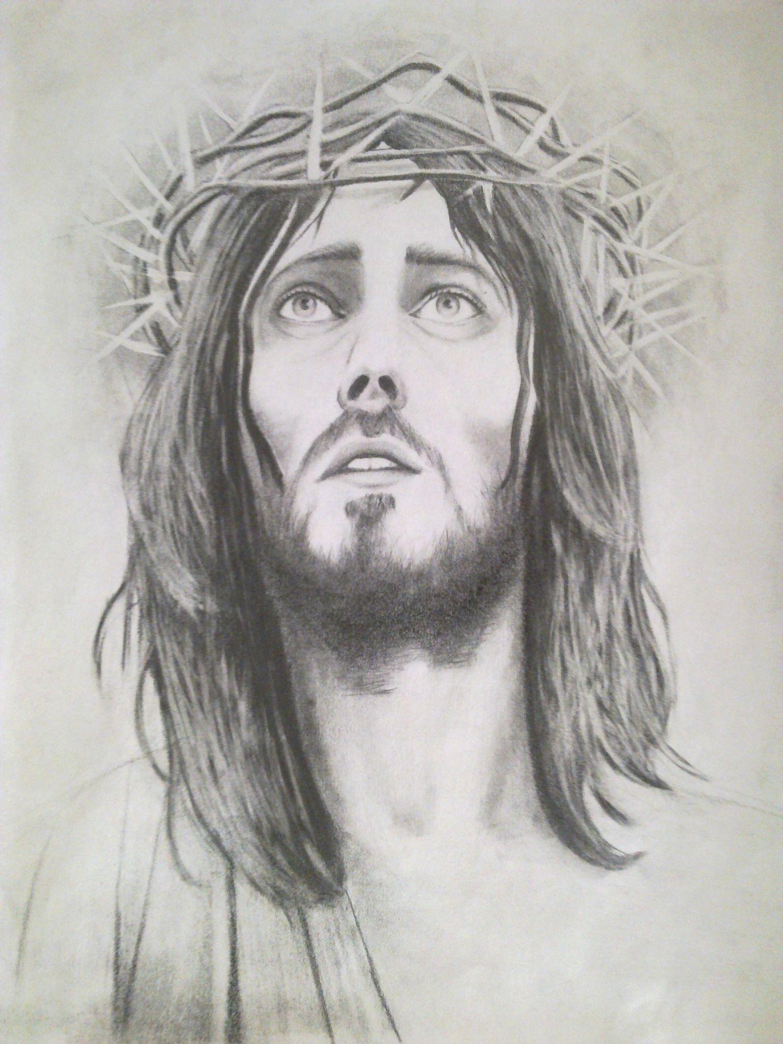 Resultado De Imagen Para Dibujos A Lapiz Jesus Jesus Art Biblical Art Christian Artwork