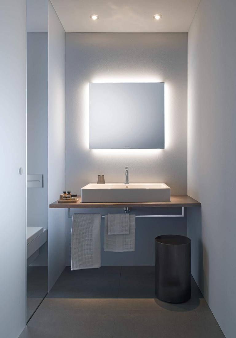 Licht Und Spiegel Duravit Indirekte Beleuchtung Wc Spiegel Spiegel Mit Licht