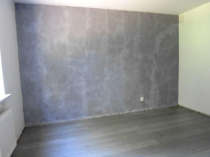 Fejkad betongv gg via interior - Painting interior concrete walls ...