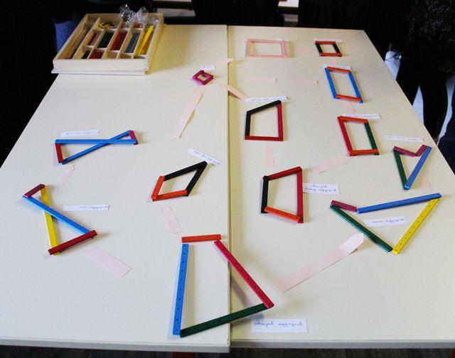 geometrie montessori montessori geometry montessori et math. Black Bedroom Furniture Sets. Home Design Ideas