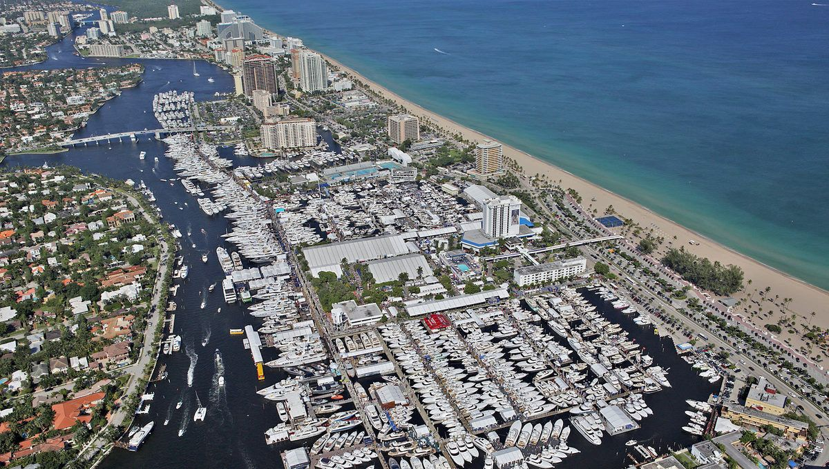 The Fort Lauderdale International Boat Show starts its
