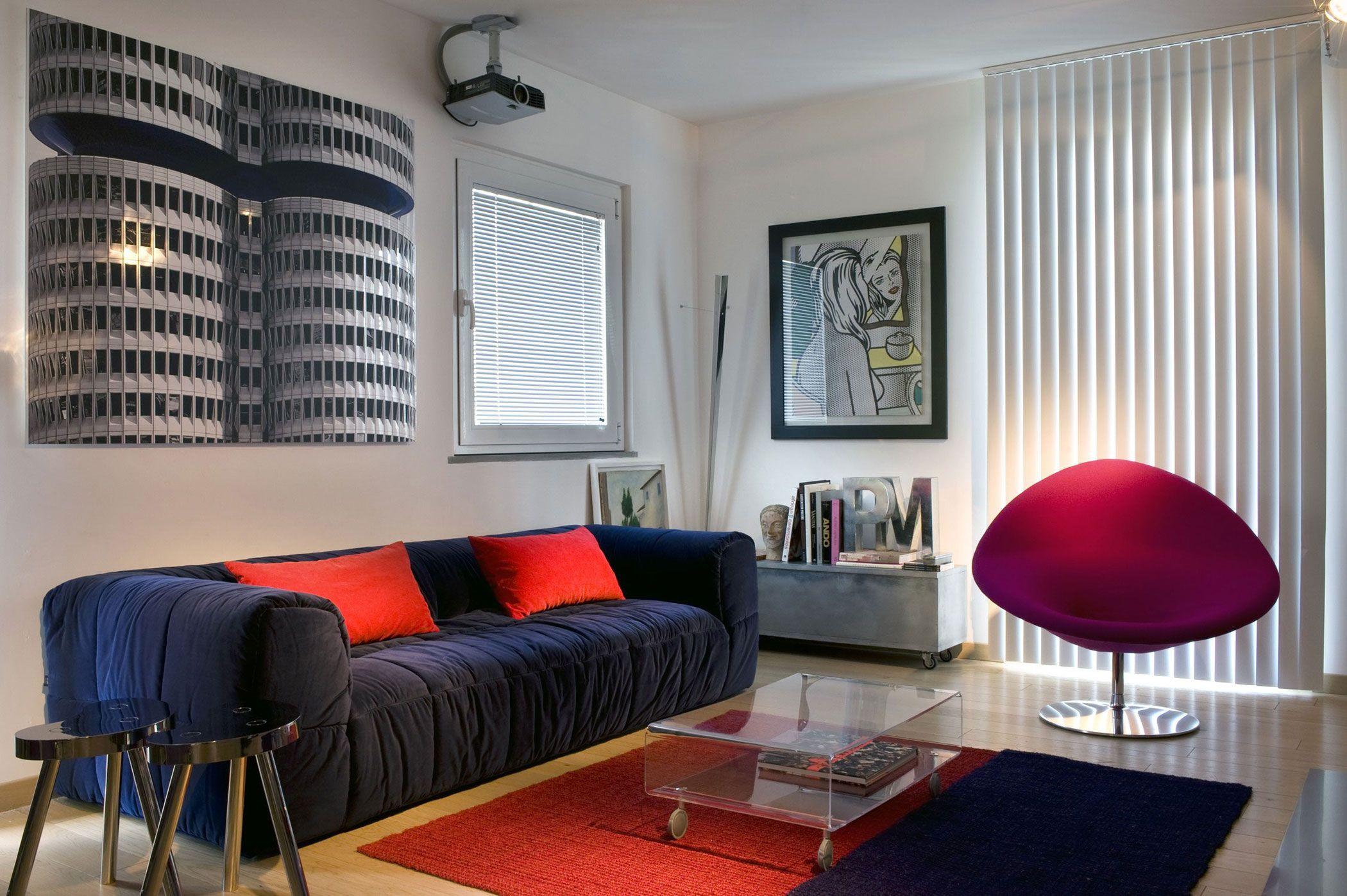 Die erstaunliche rot und schwarz Wohnzimmer Ideen - Gartenmöbel ...