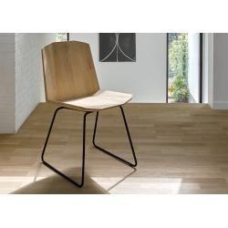 Universo Positivo Facette Chair Schwarz gebeizt - Stuhl Universo Positivo