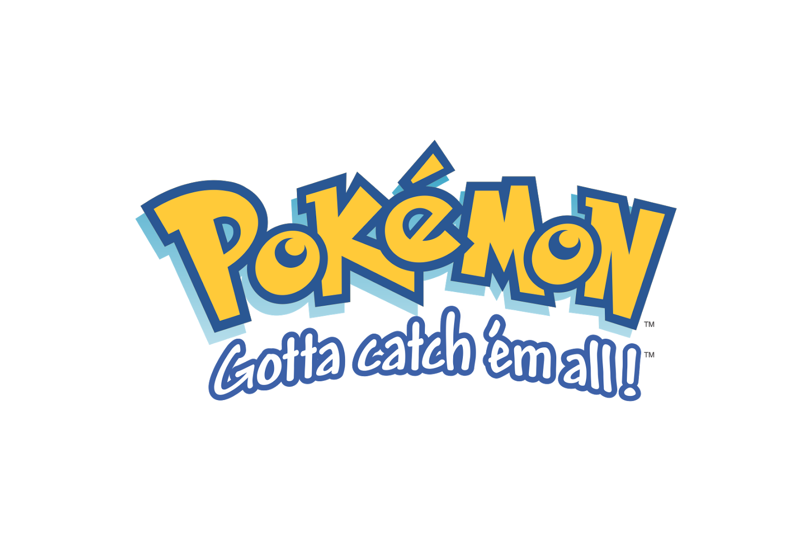 Pokémon Logo - Gotta catch 'em all! | Pokémon Logos | Pinterest | Pokémon
